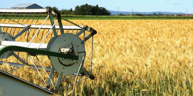 crop harvester